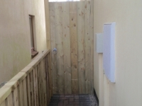 Tongue and Groove gate and frame