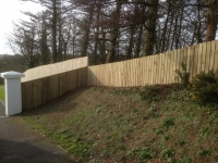 Picket Fencing in Tenby