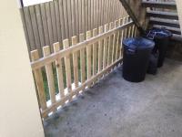 Picket Fence in Pentlepoir