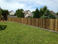 Picket fence in Neyland